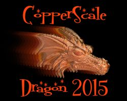CopperScale Dragon 2015 by CopperScaleDragon