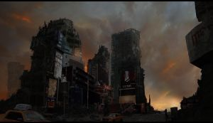 Aftermath by misterCromat