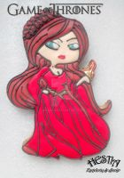 Melisandre cookie by ArianaO