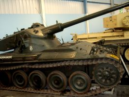 french light tank AMX.13 by Sceptre63