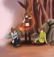 Legend of Korra contest by A-Handful-Of-Hope