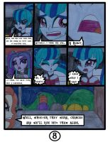 MLP EG - Robots of Friendship and Rock comic pg 8 by Magic-Kristina-KW