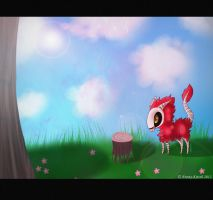 .: Frolicking :. by Frosty-Kitteh