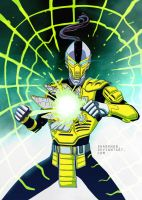 Cyrax Color by sharknob