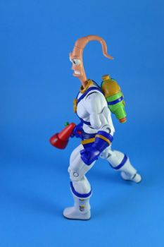Earthworm Jim - Side by G-Brand