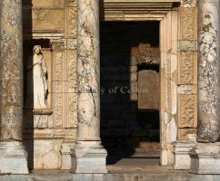 The Library of Celsus by NTGreen