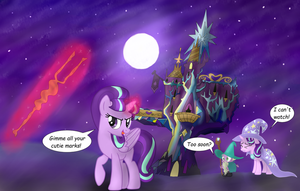 Nightmare Night Prank by everesco