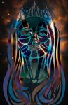 Wakarusa Girl Poster by dkbg
