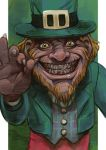 Daily Sketches Leprechaun by fedde
