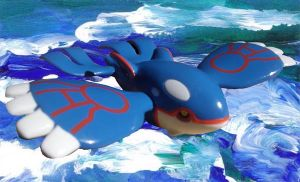 Sapphire the Kyogre by EpicOverload