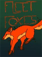 Fleet Foxes by Fruity-mangos104