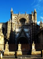The Cathedral 04 by abelamario