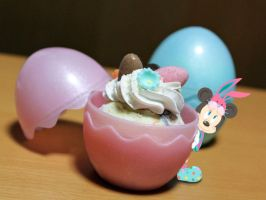 Easter Ice -Easter bunny- by hat-M84