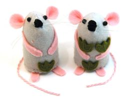 Naked Mice by The-House-of-Mouse