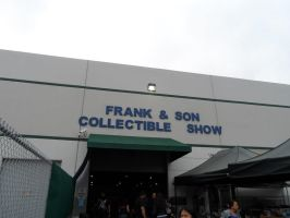 Frank And Son's Collectible Show by CarlosAE