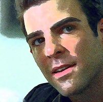 zach Sylar quinto by NeonGlo