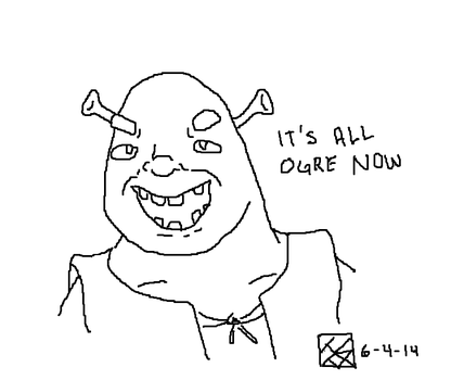It's All Ogre by TheTacoShop