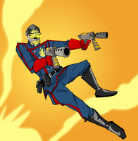 Star-Lord by TalonFoxtrot