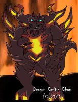 Chaor the Fierce by Dragon-Celtic-Chan
