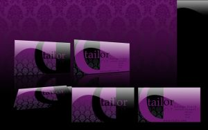 Ctailor business card by gajdoslevente