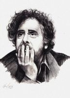 Tim Burton by phantosmagoria