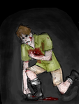 Bloody Sunday by brittykittycoco