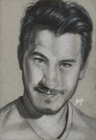 Mark - Charcoal by ChaoKitty