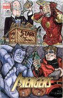 Sober Avengers No More by StubbedToe