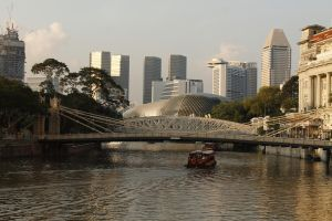 Singapore Bridge by cscmatrix