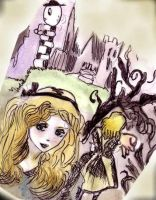 Alice and Humpty and Piggy by Alice-fanclub