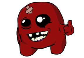 Meat Boy by Rheostatician