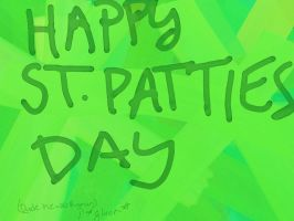 Happy St. Patties Day! by pookalook