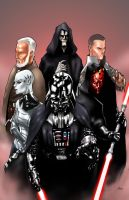 the sith by lazeedog