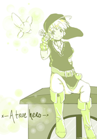 Link... A true hero by Lazy-the-King