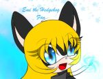 :Stamp: Emi the Hedgehog by Soniclifetime
