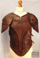 Larp armour by Dewbunch