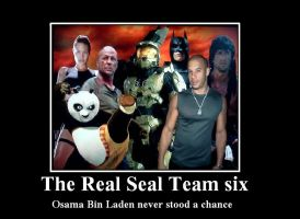 Seal Team 6 by rumper1