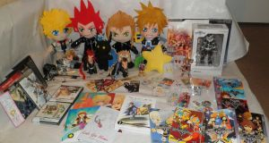 My Kingdom Hearts Collection by Kitty8Cat9