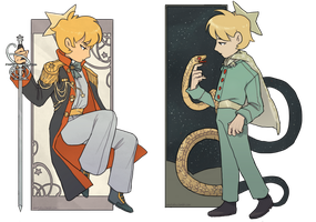 The Little Prince by AmetAlias