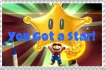 You Got a Star Stamp by vib3s
