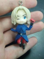 Hetalia France keychain by colemacgrath24