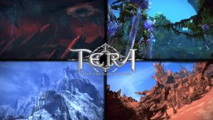 Tera Wallpaper (Loading Screen) by Rxedox