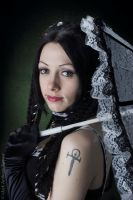 gothic lolita sherry by Film-Exposed