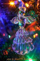 Christmas Angel by Erael71
