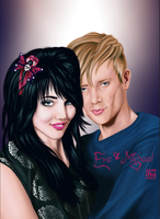 MVTS: Eve and Michael by jeminabox