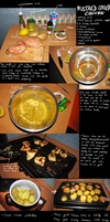 How to make mustard grilled chicken by BrocX