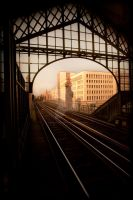 berlin train station by clementedelavega