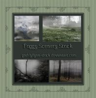 Foggy-Scenery-Stock-by-GothLyllyOn-Stock by GothLyllyOn-Sotck