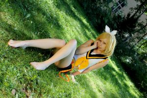 Rin Kagamine basic without vambs 3 by Winry-or-Haku