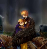 Guardian Angel: America by anime-lover3593